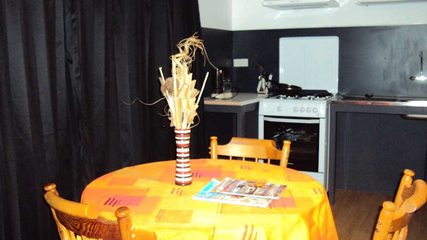 Eethoek/keuken
